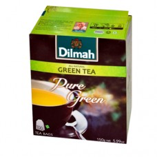 Dilmah Green Tea 100 tea bags 1.5 Gm