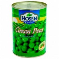Hosen. Green Peas 397g