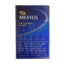 MEVIUS ORIGINAL BLUE cigarettes  20