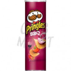Pringles Potato Chips - BBQ 158G