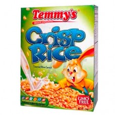 Temmy's Crisp Rice Toasted Rice Cereal 250 g