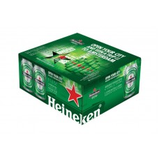 """Heineken"" beer can 330 ml 1 box 24 cans"
