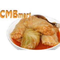 Cabbage rolls with meat. 2 pcs  450-480g