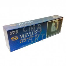 MEVIUS ORIGINAL BLUE cigarettes 200/20