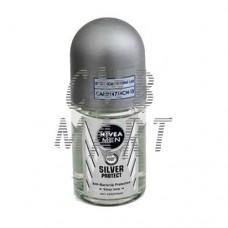 Deodorant Nivea For Men Silver Protect 48 Hour, 25 ml