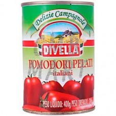 Divella. Whole Peeled Tomatoes 400g