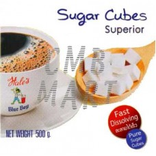 "Refined sugar ""Sugar Cubes"" of 500 g,"