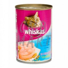 Whiskas. Ocean Fish Flavor. Cat Food. 400 g