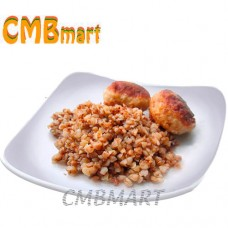 Beef cutlets with buckwheat 360g