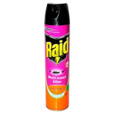 Raid Multi Insect Killer Instant Kill 600 Ml