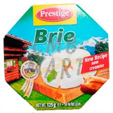 Cheese Prestige Brie 125 gm