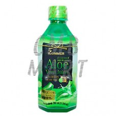 Aloe Vera Juice with Honey and Lime Juice 350 Ml