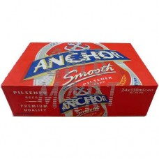 """Anchor"" beer can 330 ml 1 box 24 cans"