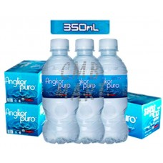 Angkor Puro drinking water 350 ml, Price per 24 Bottles
