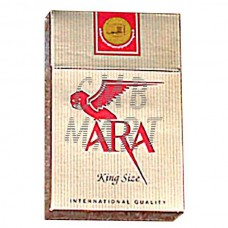 ARA GOLD Cigarettes 1 carton contains 10 packs. 1 pack contains 20 cigarettes.