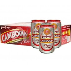 Cambodia beer 1 box 24 can