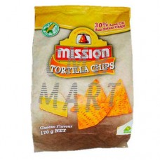 Mission Tortilla Cheeps Butter Flavor 170 Gm