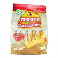 Mission Tortilla Cheeps Tomato Flavor 170 Gm