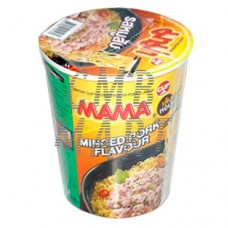 Mama Instant Noodle with Minced Pork Flavour 60 Gm