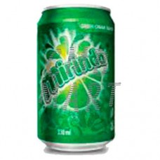 Mirinda Green Cream Flavor, can 330 ml