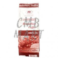 Ground coffee Mondulkiri Robusta Cambodia 500 gr