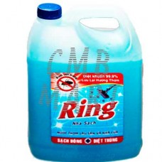 Ring Tiles Washing Liquid  3.8 Kg