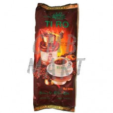 Ground coffee TIRO 500g