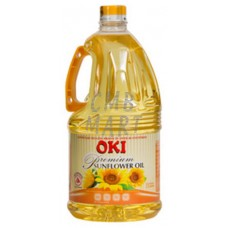 Oki sunflower oil, 2 Lt