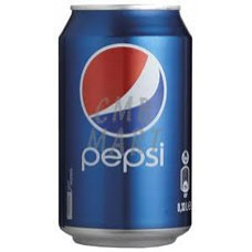 Pepsi Cola can 330 ml