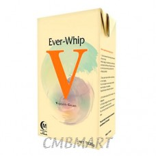Everwhip V (Non-dairy Whipping Cream) Halal 1030g
