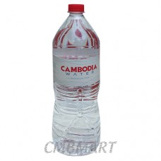 Cambodia mineralized drinking water 1500 ml