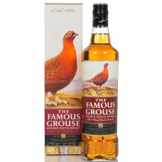 "Whiskey ""FAMOUS GROUSE""  1 L"