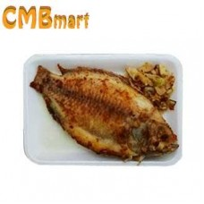 Fried Tilapia. 300-350g