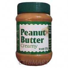 Golden Farm Peanut Butter Creamy  510 Gm