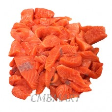 Salmon, pieces. 1kg