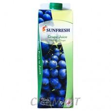 Sunfresh Grape Juice 1 Lt