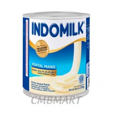 "Sweet milk ""Indomilk"" 370 gr"