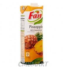Fan pineapple juice 1 Lt
