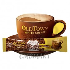 OLDTOWN White Coffee – 3-in-1 Classic White Coffee 40 g