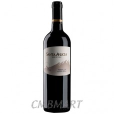 Santa Alicia Merlot 750 ml Red wine 0.75 L