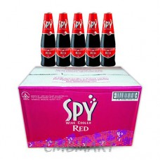 Wine Cooler Spy Red 275 ml 1 box 24 bottles