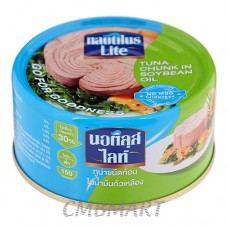 Tuna Chunk in Soybean Oil 185g