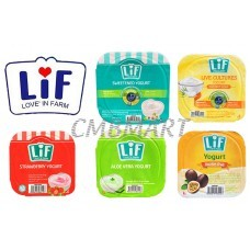 Yogurt lif love'in farm. 100 G