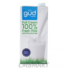 GUD Full Cream Milk 1 Lt