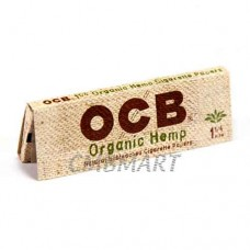 OCB Organic Hemp Regular