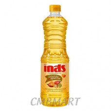 """Vegetable oil. """"Inas"""". 1l"""