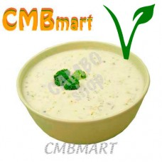 Cream of broccoli. 450g Frozen.