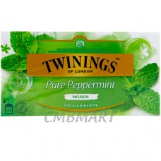 Twinings pure peppermint infusion 50g