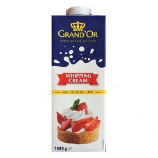 Grand'or Whipping Cream 35.1% Fat 1 Lt