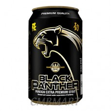"""Black Panther"" beer can 330 ml alc.8%"